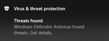 Microsoft Defender Security Center